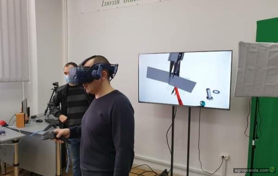 Отечественная Lozova Machinery развивает проект виртуальной реальности