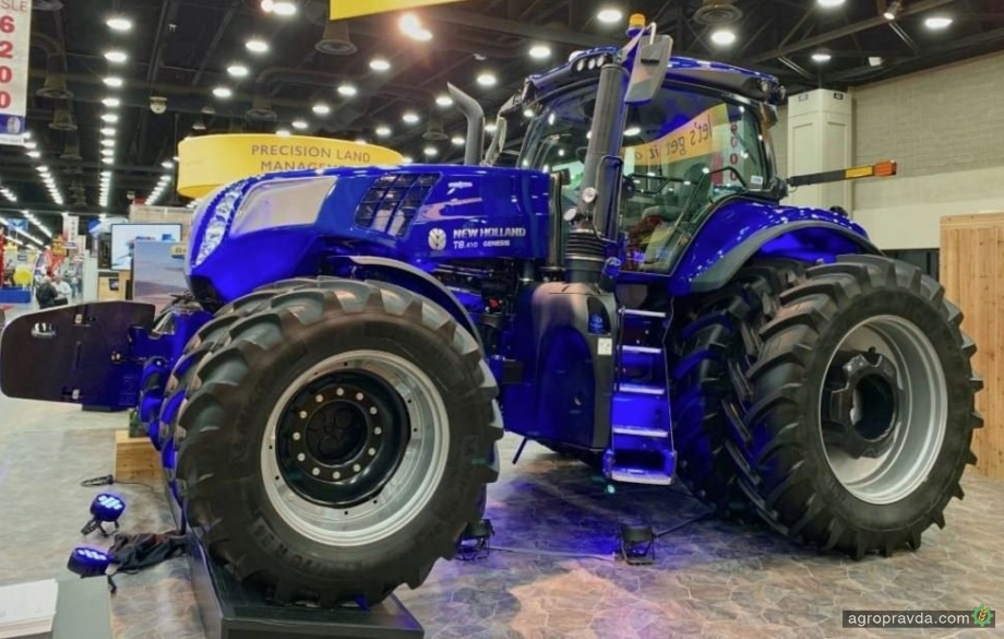 В Украине появился трактор T8 Genesis нового поколения